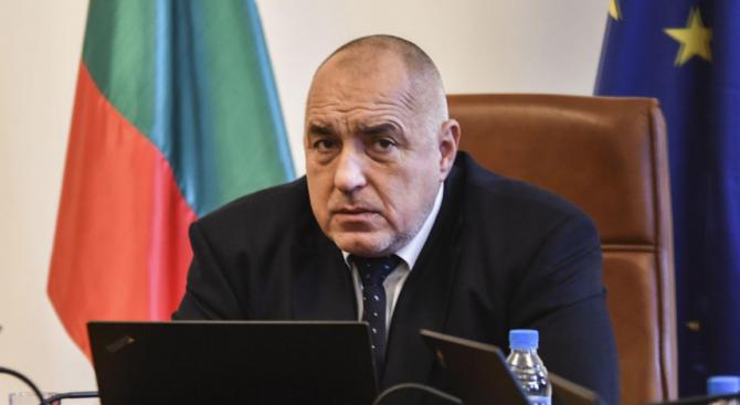 """Бойко Борисов похвали театър """"Възраждане"""""""
