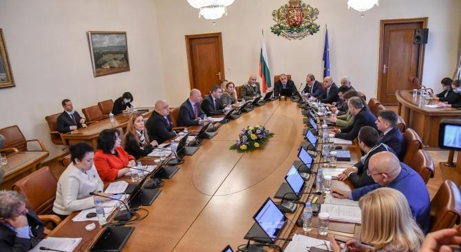 Заради потвърдените нови случаи на коронавирус у нас, премиерът Бойко