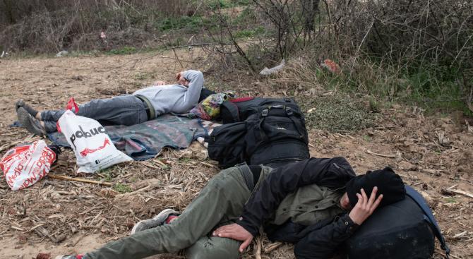 Гърция имала таен затвор за нелегални мигранти