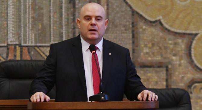 По разпореждане на главния прокурор на Република България Иван ГешевИван