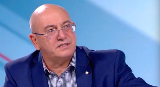 МОСВ не участва в битката с бежанците, изпускайки язовири