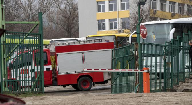 """Разследват взрива в завод """"Арсенал"""""""