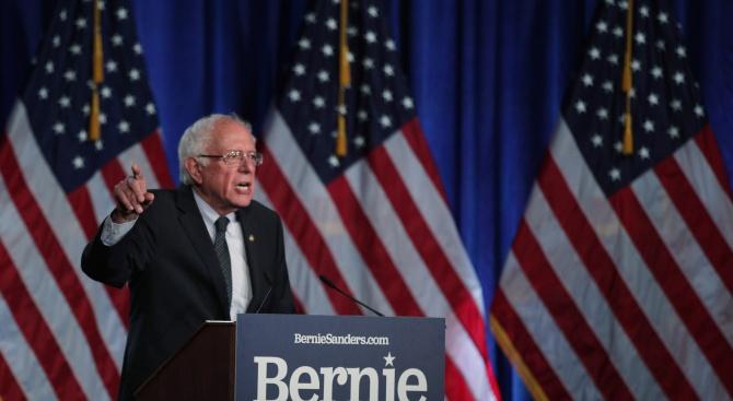 Сандърс може да си е направил погрешни изводи от изборите през 2016 г.