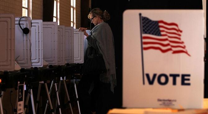 Американският щат Джорджия реши да отложи провеждането на първичните избори