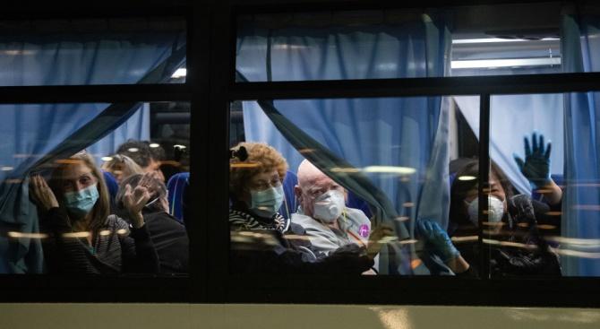 Словенското правителство взе решение за спиране на обществения транспорт и