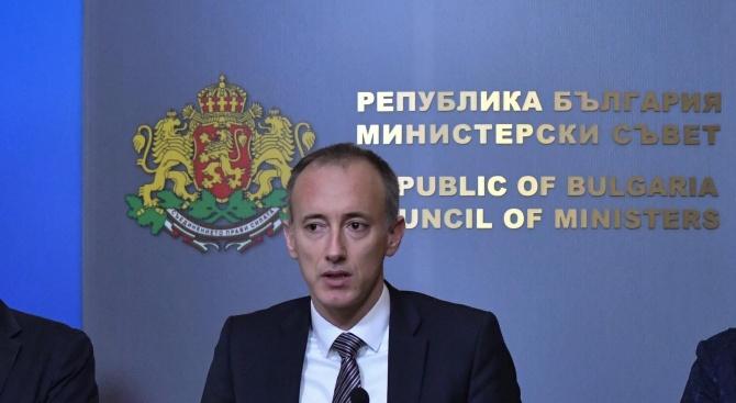 Министърът на образованието и науката Красимир Вълчев Красимир Вълчев е