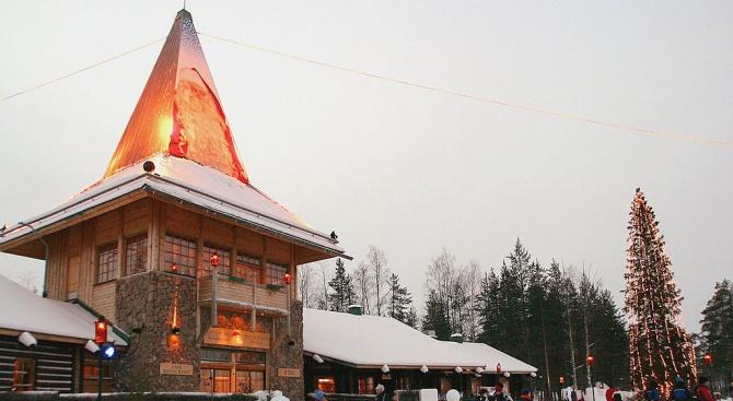 Селото на Дядо Коледа е затворено до второ нареждане