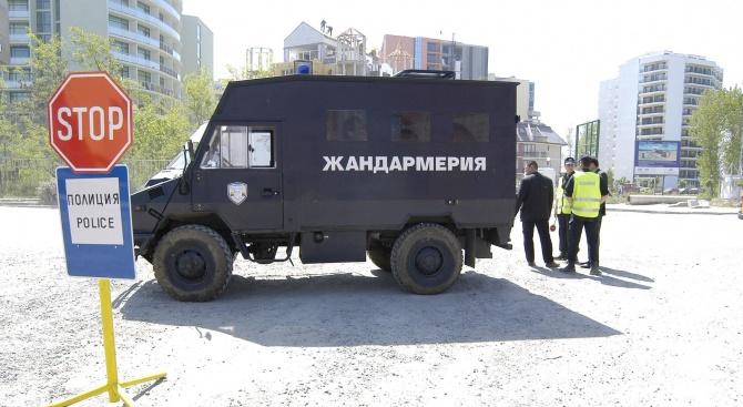 """Пропускателен режим се въвежда в ромския квартал """"Надежда"""" в Сливен."""