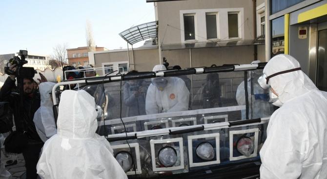 За пети пореден ден внесените случаи на коронавирус в Китай