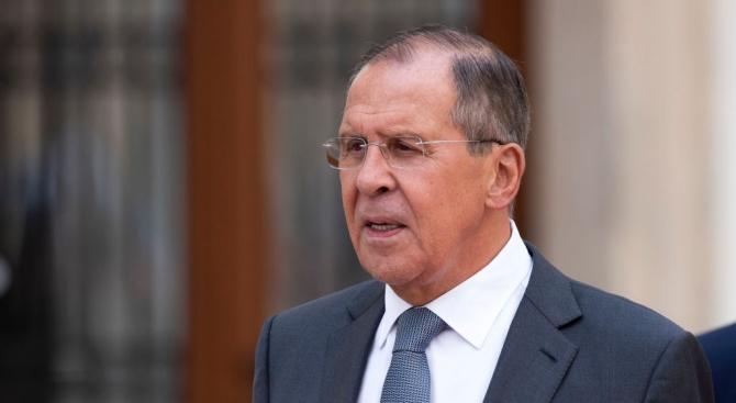 Сергей Лавров разкритикува НАТО