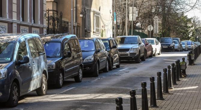 """Уважаеми съграждани, """"синя"""" и """"зелена"""" зона са затворени и паркирането"""