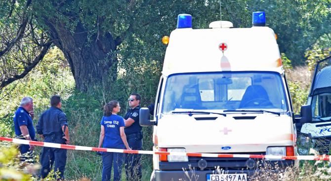 Намериха тяло на мъж в коритото на река Крива
