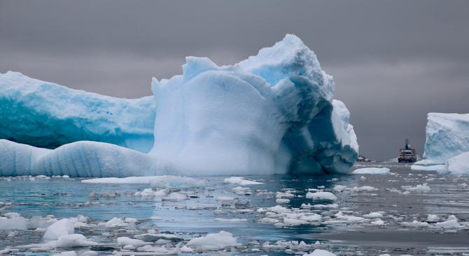 Единственият континент без коронавирус … е  Антарктида