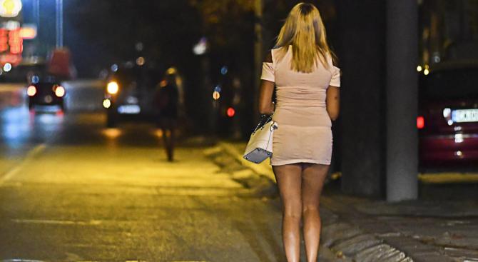Заразата удари и проститутките