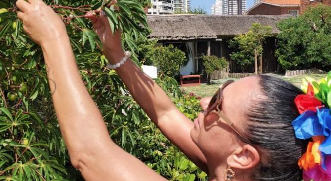 Анита Мейзер: От затвора имам тренинг с карантината!