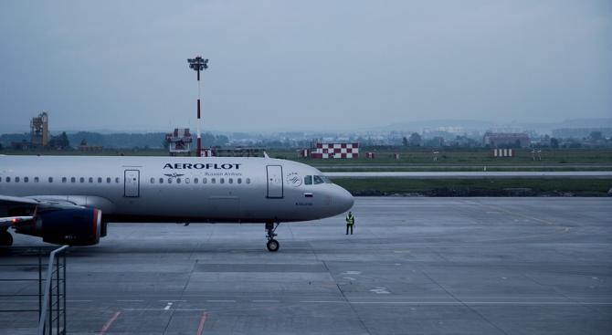Аерофлот спира полетите до редица страни, включително България