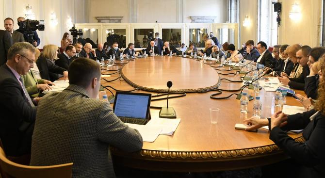 Депутатите от Комисията по правни въпроси нанесоха корекции по Закона