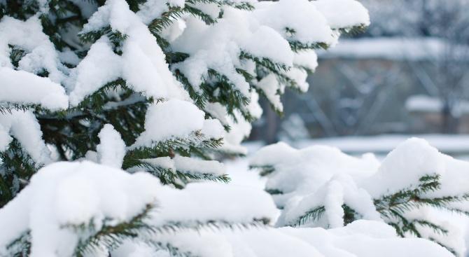 Докога ще продължи снеговалежът?
