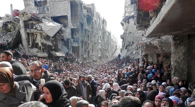 Опустошена от години на война, Сирия се изправя пред епидемия от коронавируса