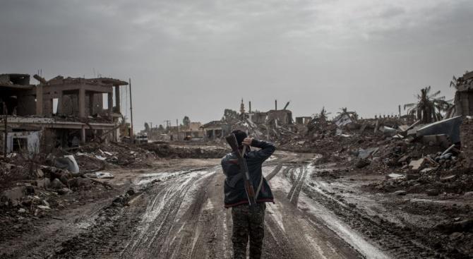 Специалният пратеник на ООН за Сирия призова днес за незабавно