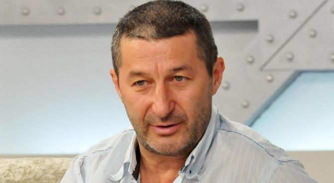 Финансистът Владимир Каролев е задържан за 24 часа в ареста