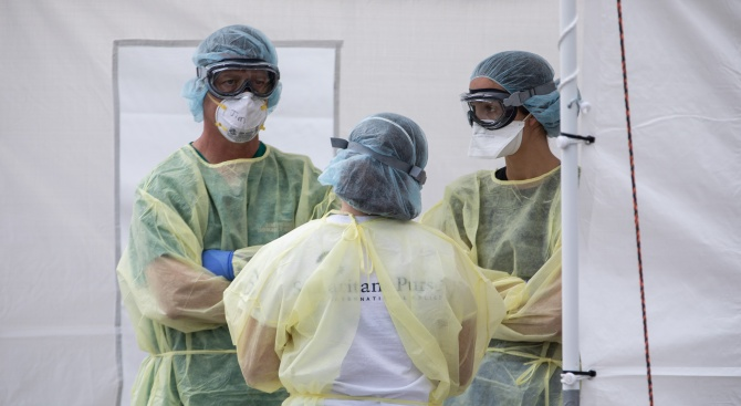 Либия съобщи снощи за първия случай на заразяване с коронавирус