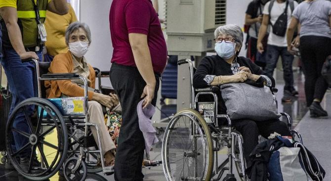 Възрастните хора с COVID-19 в Белгия няма да бъдат приемани в болница