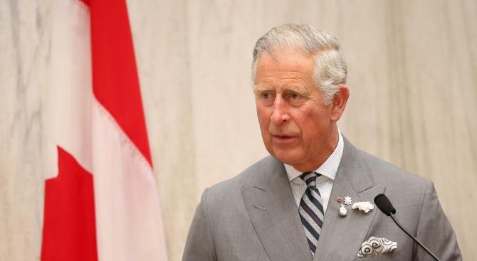 Принц Чарлз е дал положителна проба за коронавирус