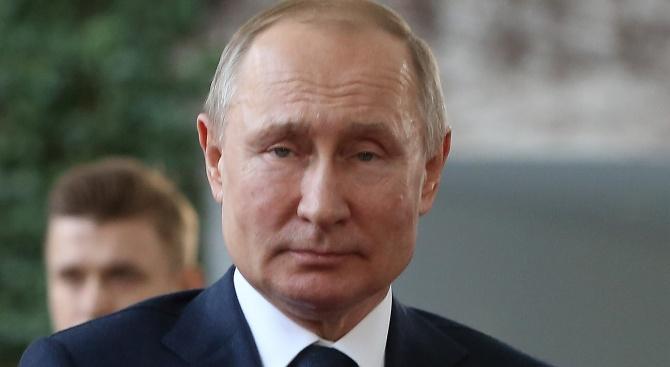 Путин: Цялата идна седмица е почивна!