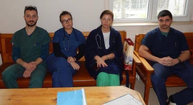 Общо 26-ма студенти медици от Медицинския факултет в Тракийския университет