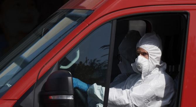 В Русия починаха двама пациенти, заразени с коронавирус
