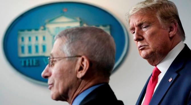 Сенатът на САЩ прие плана за финансова помощ за справяне с COVID-19