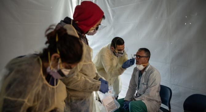 60 млн. лв. от ОПРЧР се насочват в подкрепа на 14 000 здравни работници в борбата с COVID-19