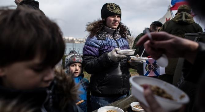 Русия излиза в едноседмичен платен отпуск, за да избегне настаняване