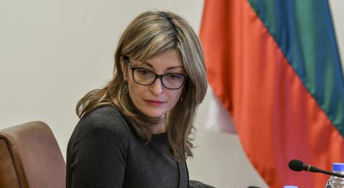 Екатерина Захариева: Ще приберем всички европейски граждани координирано и заедно