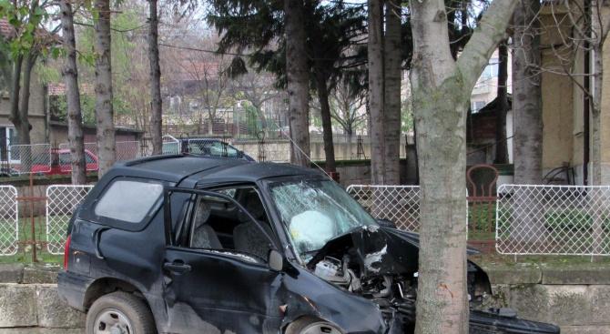 Мъртво пиян шофьор катастрофира край Силистра