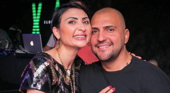 Софка празнува първа годишнина от сватбата напук на развода