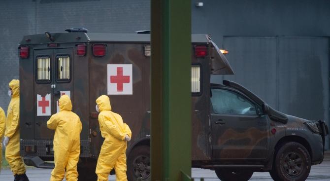 11 нови случая на корона вирус в Украйна