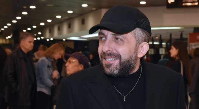 Мариус Куркински с уникален жест заради извънредното положение