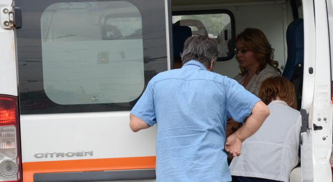 Товарна кола прегази работник до химически завод в Пловдивско