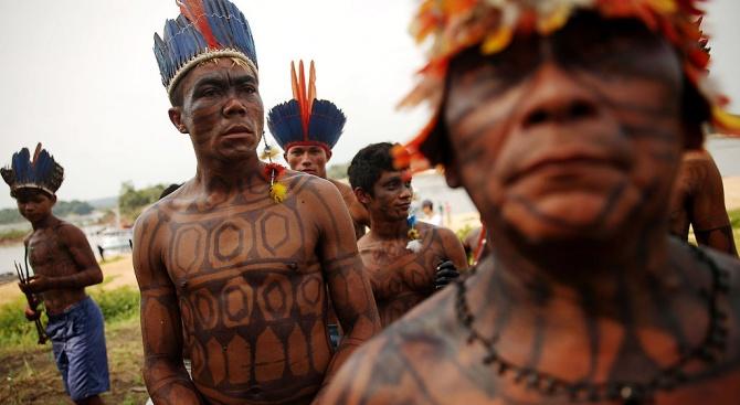 Бразилските племена не искат външни лица заради опасността от коронавируса