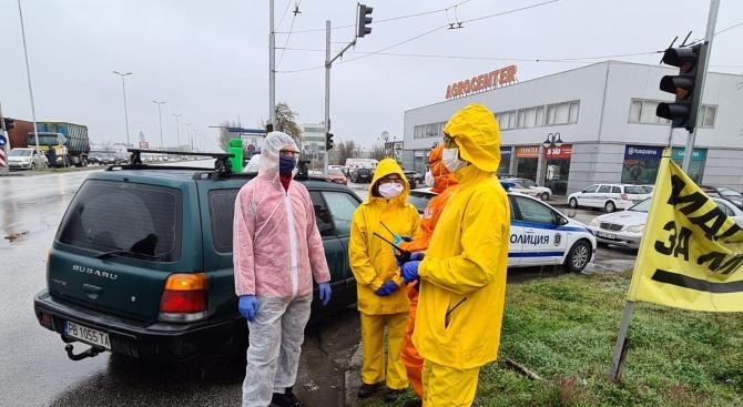 Членове на щаба срещу COVID-19 в  Пловдив даряват част от заплатите си