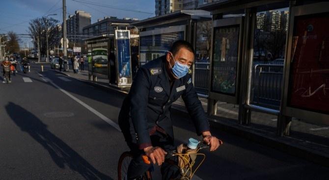"""Китай се противопоставя на понятието """"вируса от Ухан"""""""