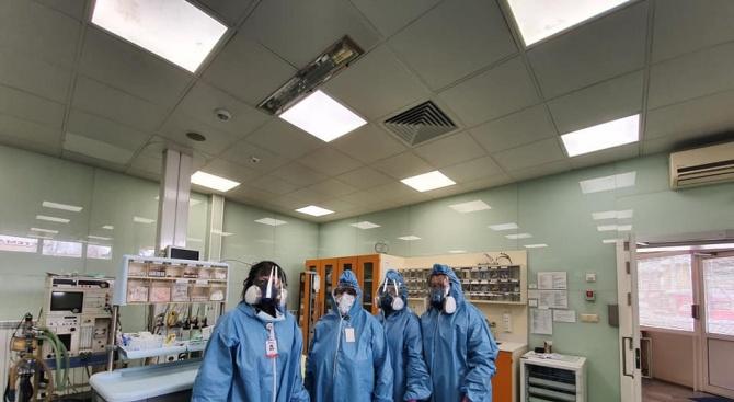 """Шефът на """"Пирогов"""" разкри има ли заразени медици, лекували болните от коронавирус"""