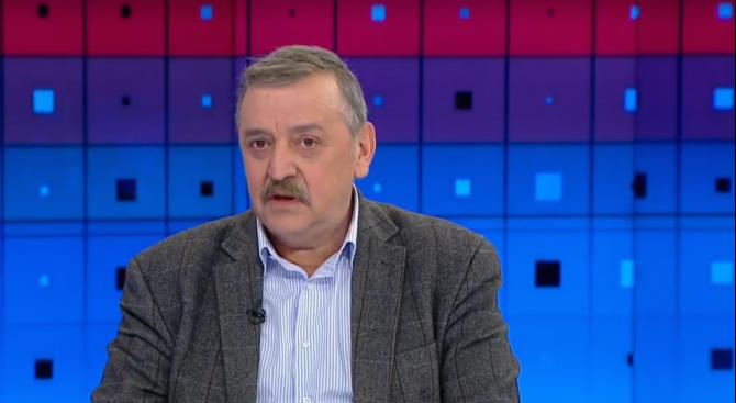 Проф. д-р Тодор Кантарджиев разкри за кого са подходящи бързите тестове за COVID-19