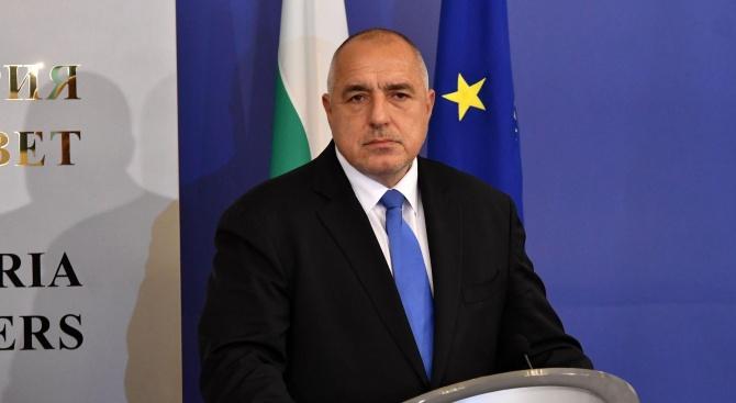 Бойко Борисов след Европейския съвет: Започваме тестването за COVID-19 на изложените на риск