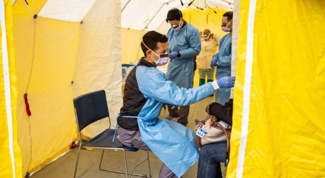 Смъртните случаи от коронавирус в Турция се увеличиха на 75