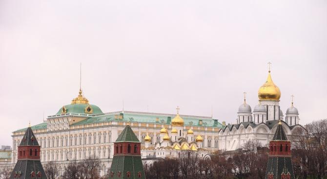 Зараза в Кремъл