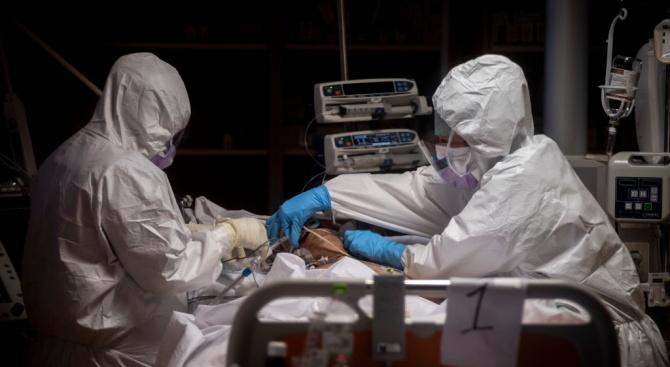 Жена, излекувана успешно от COVID-19, почина 36 часа след изписването си