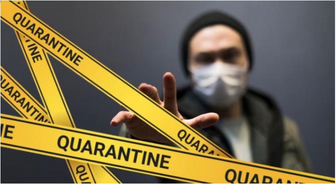 Прокуратурата във Видин погна мъж, завърнал се от Германия, за неспазване на задължителната карантина